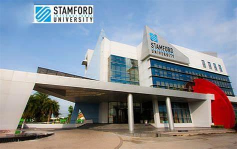 斯坦佛国际大学,泰国大学,中泰教育联盟