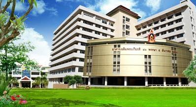 班颂德皇家大学,泰国大学,中泰教育联盟