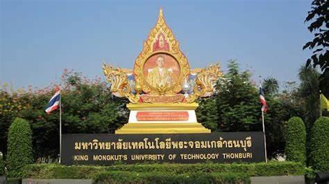 泰国国王科技大学,泰国大学,中泰教育联盟