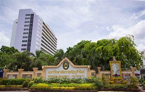 武里南皇家大学,泰国大学,海内外教育