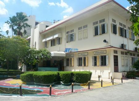 四色菊皇家大学,泰国大学,海内外教育