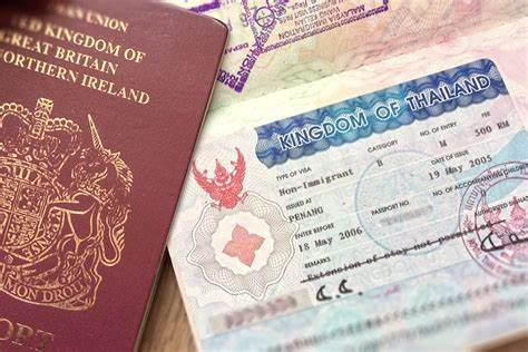 泰国留学签证办理流程介绍