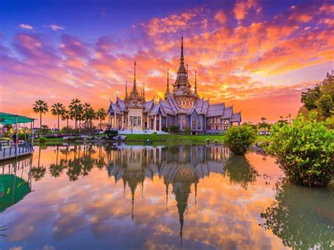 去泰国研究生留学,选这些专业准没错