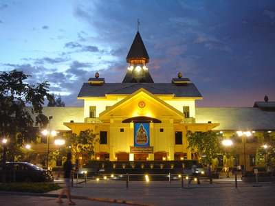 泰国国立法政大学(Thammasat University)