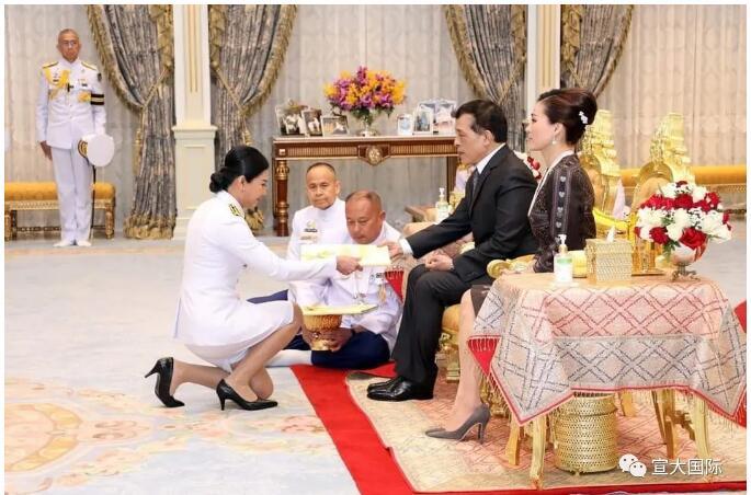 宣素那他皇家大学喜获泰王钦赐地60莱用于学校建设!